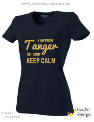 Funny Shirt - I DONT KEEP CALM