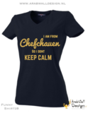 Funny Shirt - I DONT KEEP CALM_